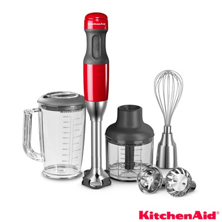 Mixer Kitchenaid Empire Red - KEB25AV